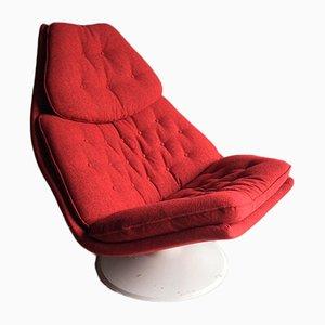 F588 Sessel von Geoffrey Harcourt für Artifort, 1980er