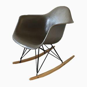 RAR Schalenstuhl aus Glasfaser von Charles & Ray Eames für Zenith Plastics, 1954