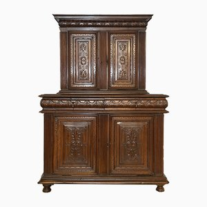 Renaissance Two-Piece Cabinet