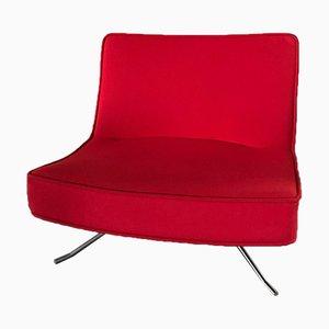 Chaise Pop Rouge par Christian Werner pour Ligne Roset, 2002