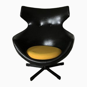 Jupiter Swivel Chair by Pierre Guariche for Meurop, 1970s
