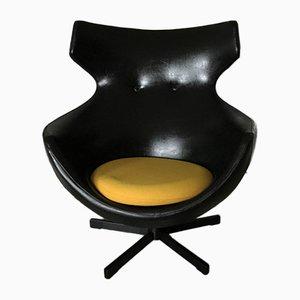 Jupiter Swivel Chair by Pierre Guariche for Meurop, 1970s