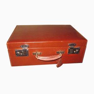 Vintage Koffer für Hygieneartikel