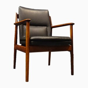 Mid-Century Model 431 Armchair by Arne Vodder for Sibast
