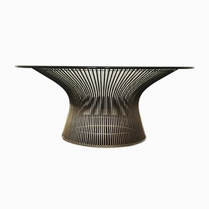 Tavolino da caffè di Warren Platner per Knoll International, anni '60