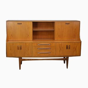 Mid-Century Highboard by Victor Wilkins for G-Plan