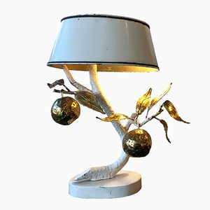 French Art Deco Table Lamps, 1920s, Set of 2