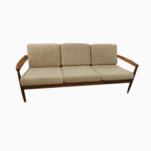 Skandinavisches Mid-Century 3-Sitzer Sofa, 1970er