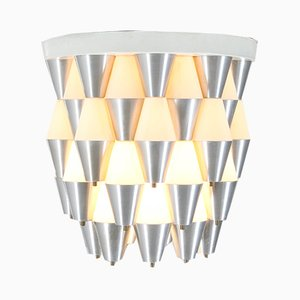 Mid-Century Modern Ludiek Ceiling Light from RAAK, 1960s