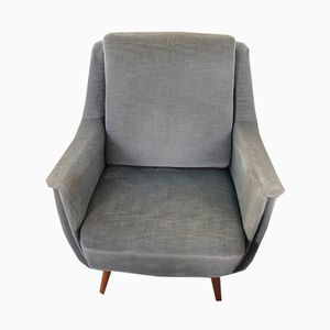 Mid-Century German Cocktail Chair, 1950s
