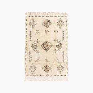 Marokkanischer Vintage Berber-Bodenteppich