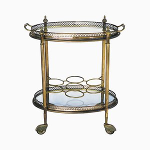 Neoclassical French Drinks Trolley, 1950s