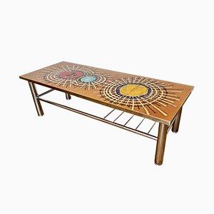 Vintage Number 867 Tiled Coffee Table by Juliette Belarti