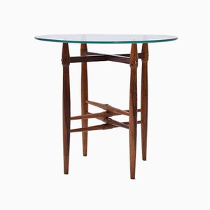 Table d'Appoint par Poul Hundevad, 1958