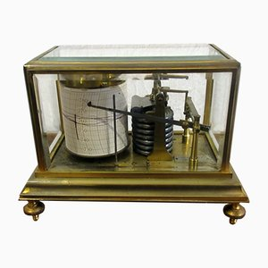 Antique French Barograph from Maxant