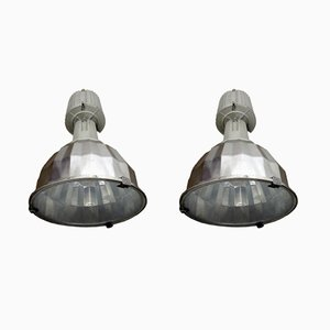 Lampade da soffitto di Gewiss, anni '80, set di 2