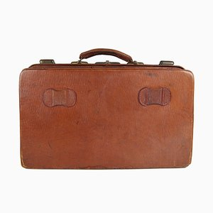 Leather Suitcase, 1920s