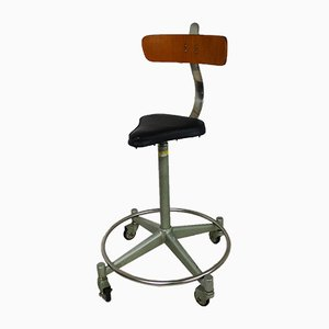 Mid-Century Medical Chair