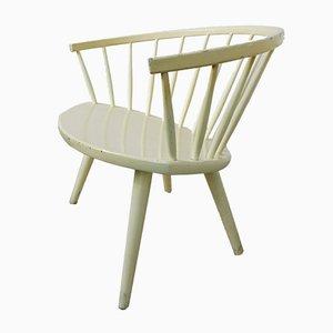 Ark Chair von Yngve Ekström, 1950er