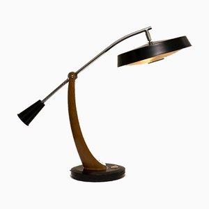 """Lámpara de mesa modelo """"President"""" de Fase, años 50"""