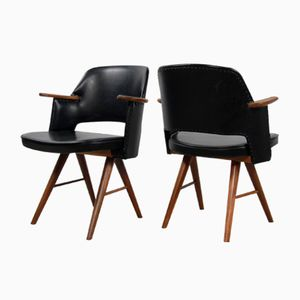 Model FT30 Armchairs by Cees Braakman for Pastoe, 1950s