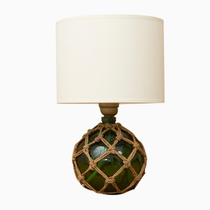 Vintage French Table Lamp, 1980s