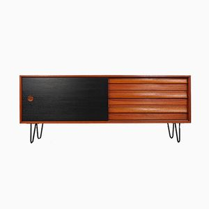 Mid-Century Sideboard with Drawers, 1960s