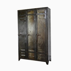 Antique Industrial Lockers By Ateliers Marcadet, 1910