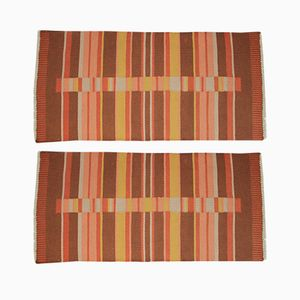 Kleine Teppiche von Antonín Kybal, 1950er, 2er Set