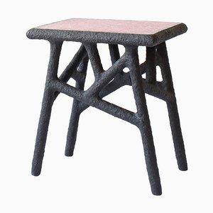 Table d'Appoint d'Alchimiste par Studio Woojai