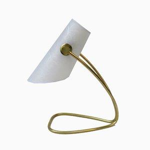 Lámpara de mesa austriaca Mid-Century, años 50