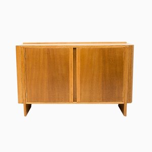 Art Deco Oak Sideboard, 1940s