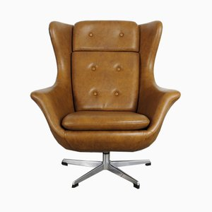 Mid-Century Swivel Chairs from UP Závody, 1970s, Set of 2