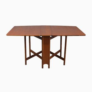 Mid-Century Drop Leaf Dining Table from McIntosh