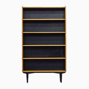 Swedish Teak Bookcase from Hugo Troeds, 1950s