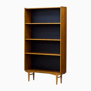 Swedish Teak Bookcase from Hugo Troeds, 1950s