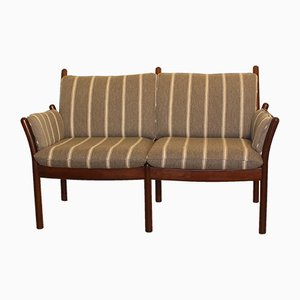 Dänisches Vintage Sofa von Illum Wikkelsø für C. F. Christensen, 1970er