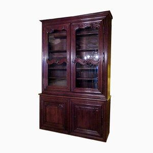 Antique Regency Bookcase