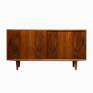 Mid-Century Rosewood Sideboard by Carlo Jensen for Hundevad & Co.