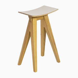 Hoekkerle Stool by Alex Valder
