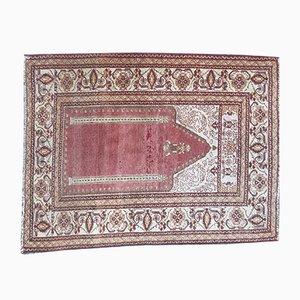 Türkischer Vintage Gebetsteppich