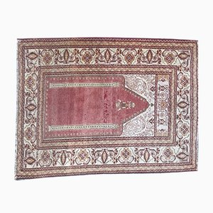 Vintage Turkish Prayer Rug