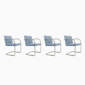 Vintage BRNO Stühle von Mies van der Rohe für Gordon International, 4er Set