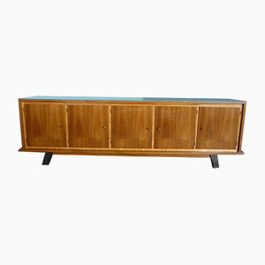 German Walnut Sideboard, 1950s