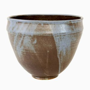 Mid-Century Pottery Bowl, 1960s
