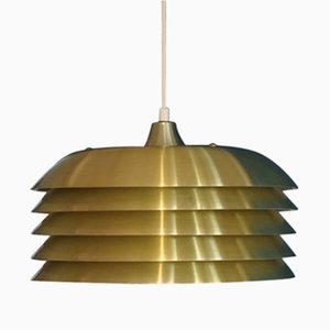 Lampe à Suspension Modèle T742 Vintage par Hans-Agne Jakobsson pour AB Markaryd, 1960s