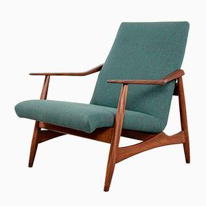 Dänischer Vintage Sessel aus Teak, 1960er