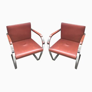 Vintage Lounge Chair by Ludwig Mies van der Rohe