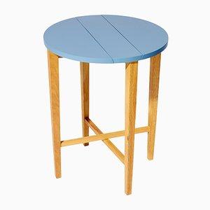 Table d'Appoint Pliante Ocean Ta-bl en Chêne de Modernico