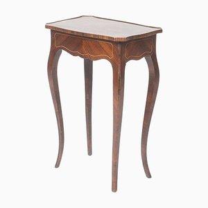Table d'Appoint Antique en Palissandre